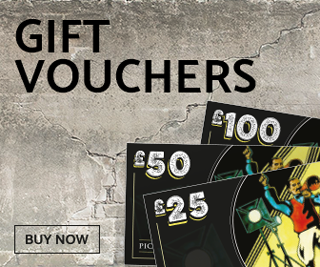 Picturedrome gift vouchers